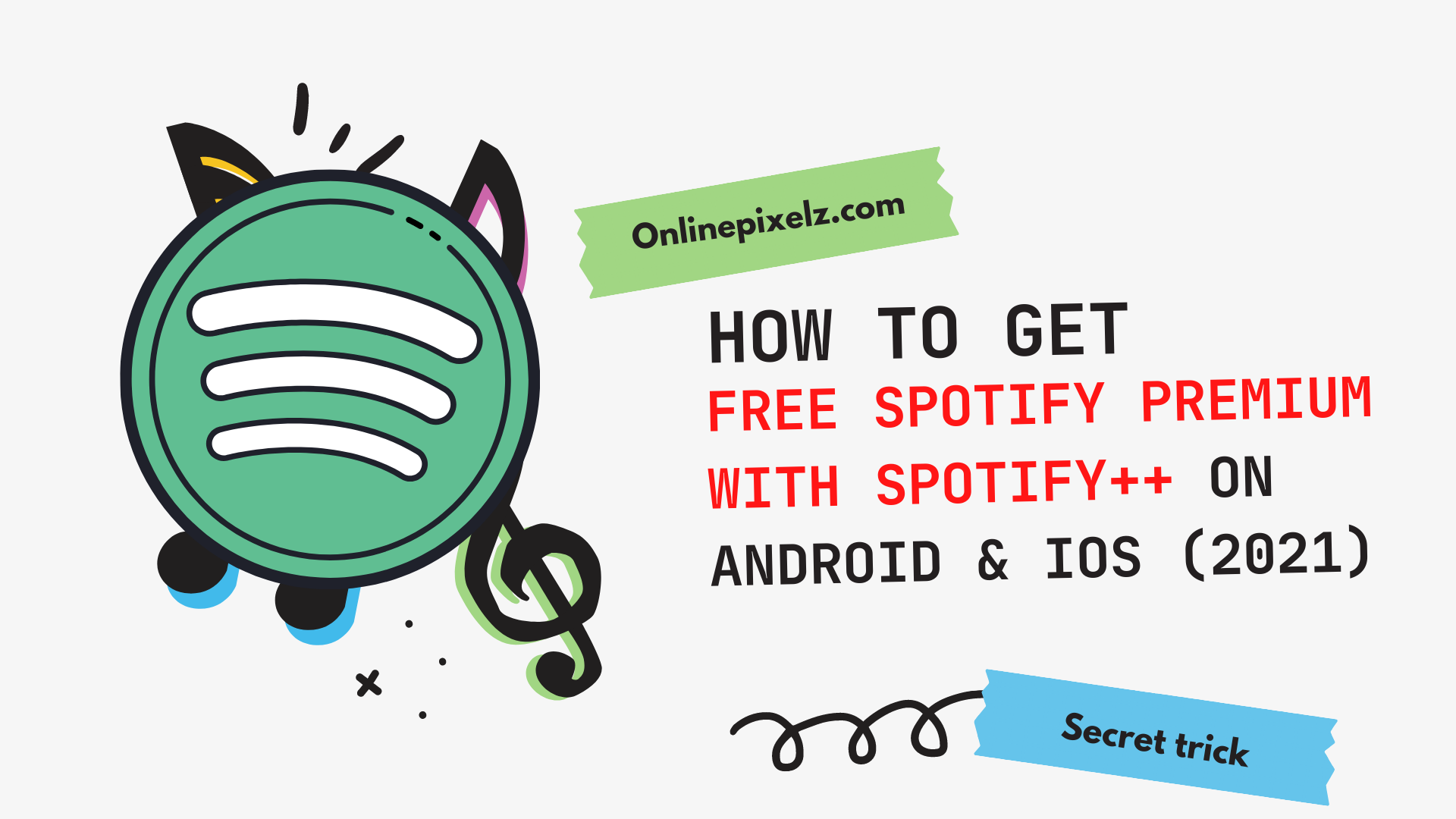 How To Get Free Spotify Premium With Spotify++ On Android & iOS (2021)